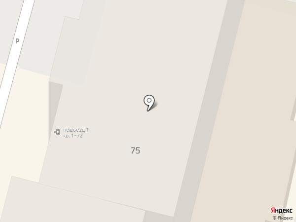 ПолимерСтрой на карте Ставрополя