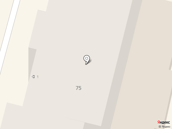 Интерьер Техно на карте Ставрополя