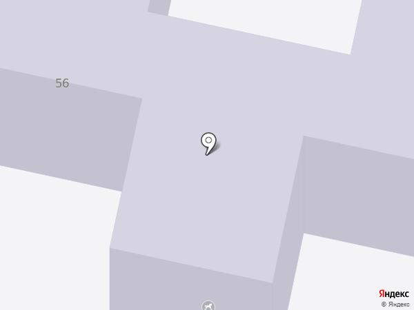 Аюттая на карте Ставрополя