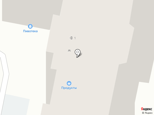 Пивотека на карте Ставрополя