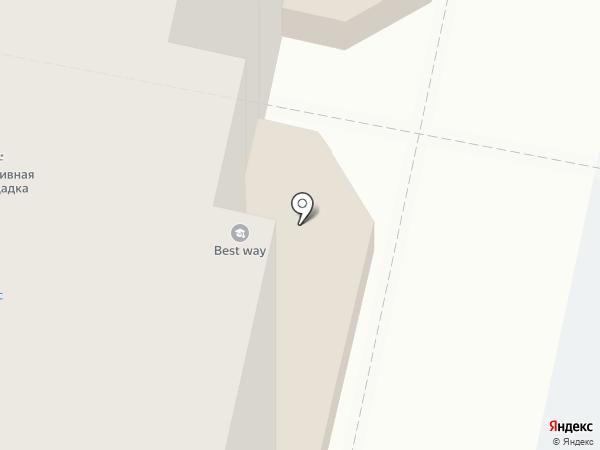 Иванушка на карте Ставрополя