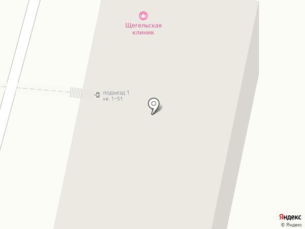 Клиника эстетической медицины доктора Щегельской на карте Ставрополя