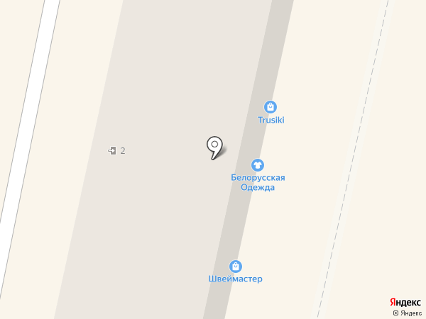 Котофей на карте Ставрополя