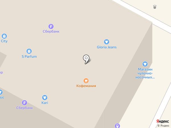 Sinta Gamma на карте Ставрополя
