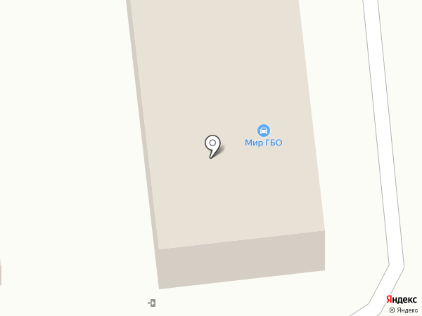 Магазин по продаже автозапчастей на карте Ставрополя
