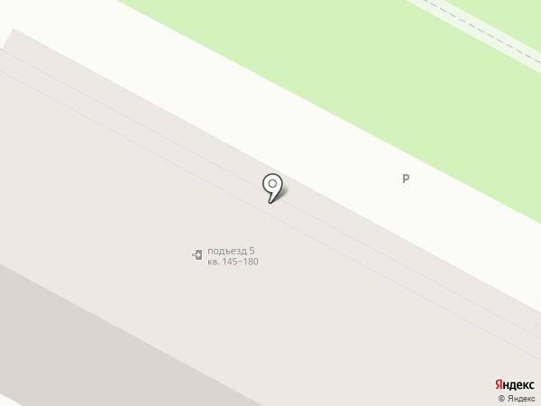 КЕГА на карте Ставрополя