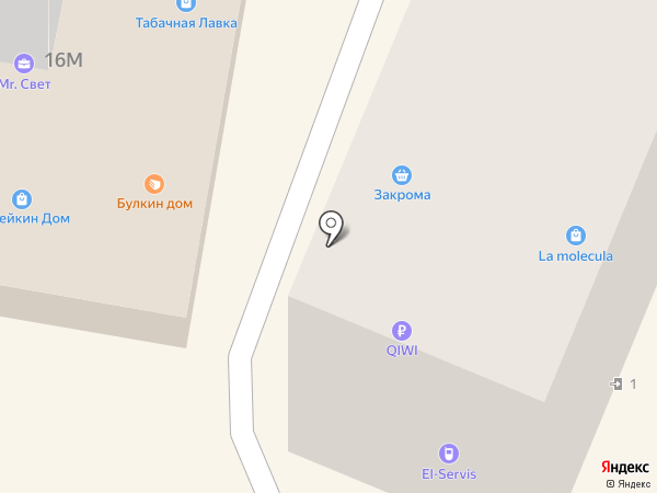 Банкомат, Минбанк, ПАО на карте Ставрополя