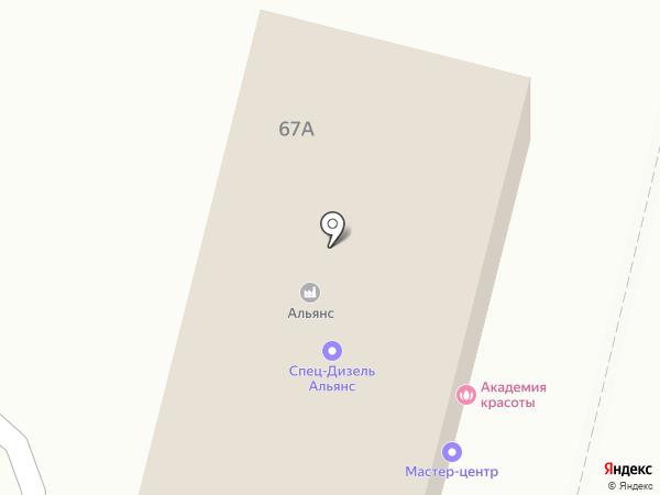 РекПартнёр на карте Ставрополя