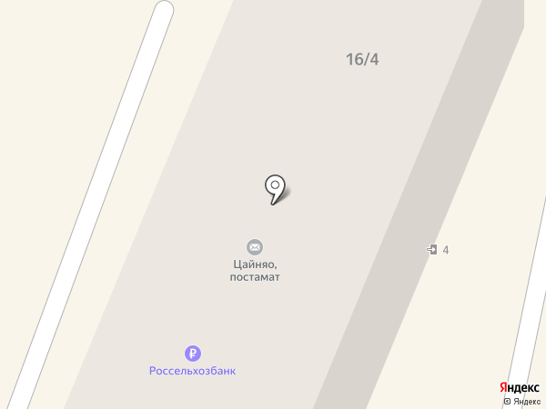 Эталон потолков на карте Ставрополя