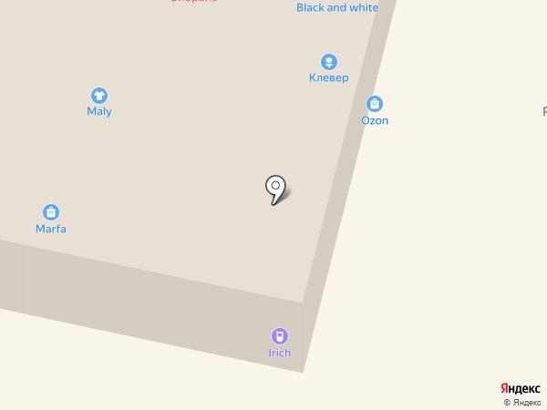 EVA на карте Ставрополя