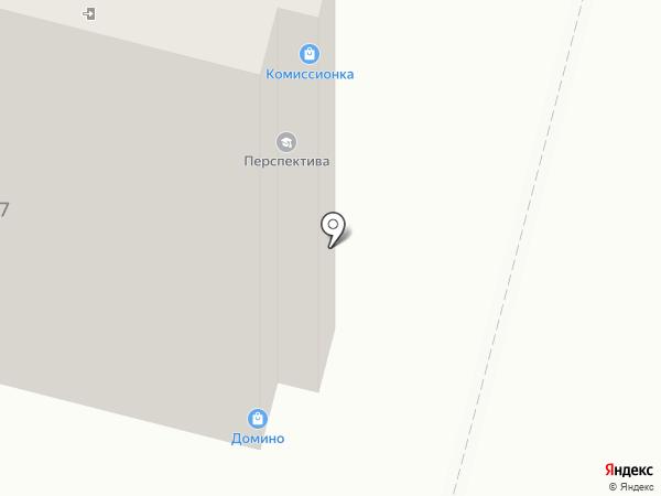 ПЕРСПЕКТИВА, ЧОУ ДПО на карте Ставрополя
