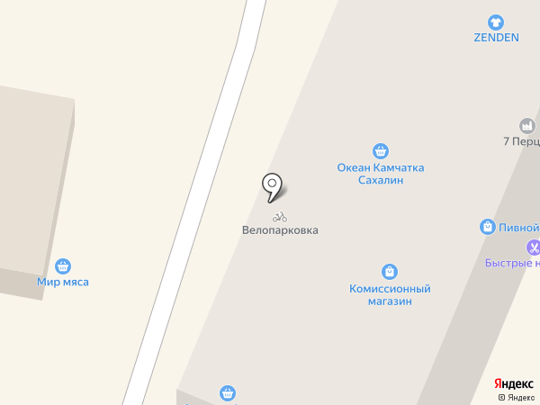 Школьник 26 на карте Ставрополя