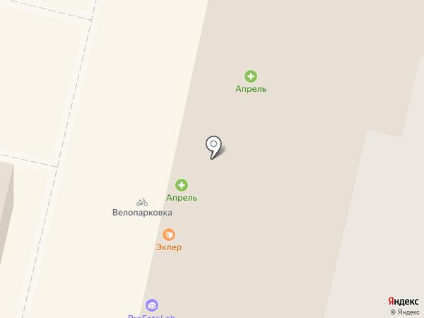 Молодость на карте Ставрополя