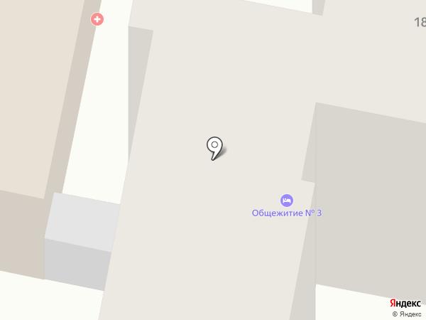 Клиника на карте Ставрополя