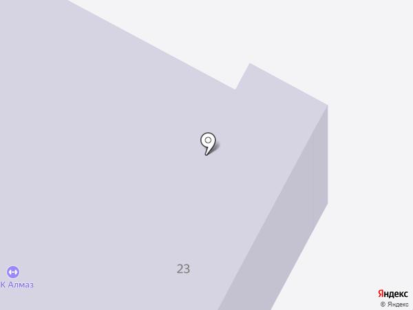 ЧОНДЖИ на карте Ставрополя