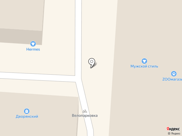 Порато Баско на карте Ставрополя