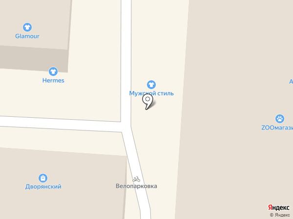 Магазин инструмента и бытовой техники на карте Ставрополя