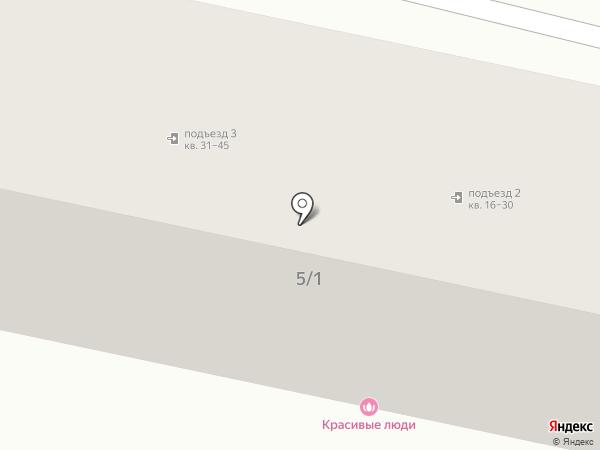 Барселона на карте Ставрополя