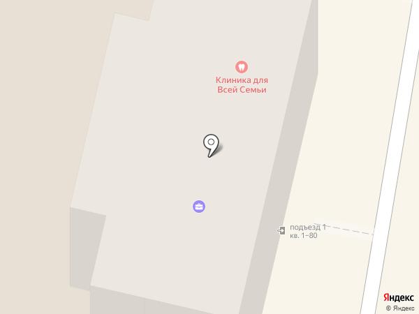 Московский ювелирный завод на карте Ставрополя