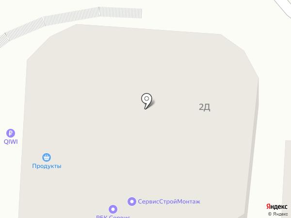 Импорт-Лифт на карте Ставрополя