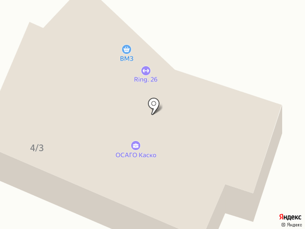 АнОлИ-Групп на карте Ставрополя