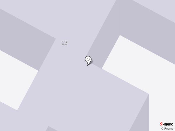 Детский сад №60 на карте Ставрополя