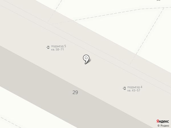 Межфармторг на карте Ставрополя