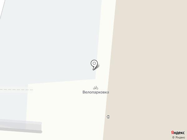Современный дом на карте Ставрополя