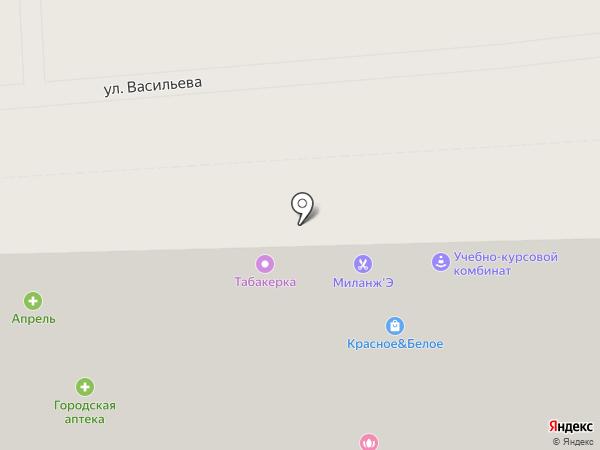 Пивное раздолье на карте Ставрополя