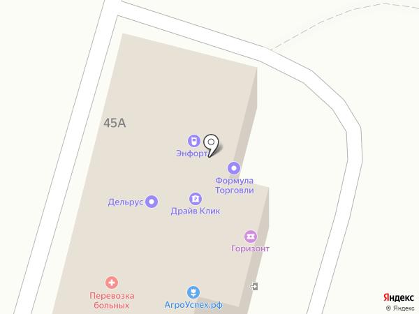 ГарантАгро на карте Ставрополя