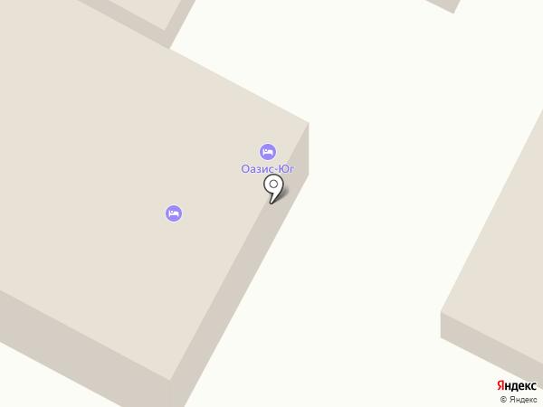 Бобёр на карте Ставрополя