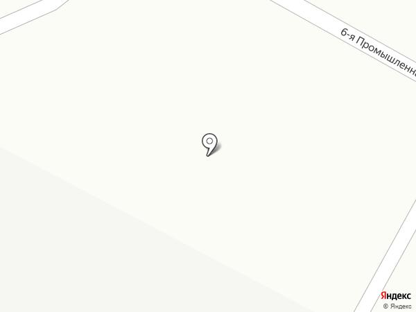 Русь-Авто на карте Ставрополя