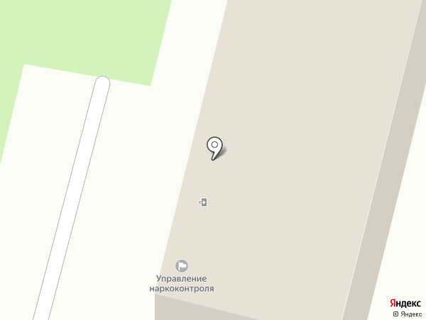 Ставропольский техникум сервиса, экономики и управления на карте Ставрополя