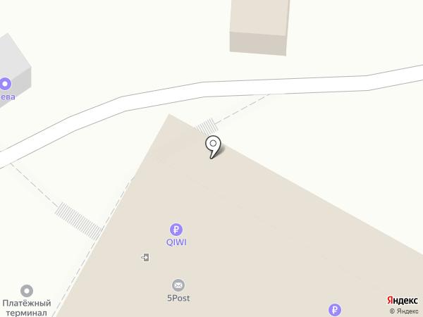 Суши Маг на карте Ставрополя