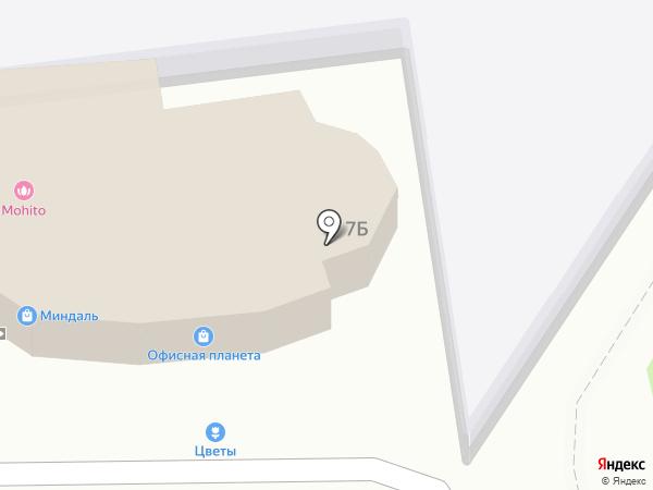 Sinyora на карте Ставрополя
