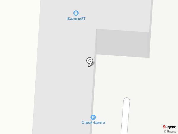 Стройдвор на карте Ставрополя
