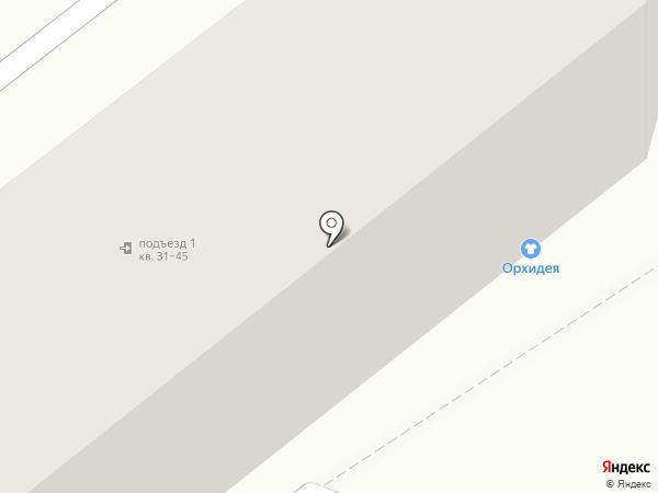 Фасон-чик на карте Ставрополя