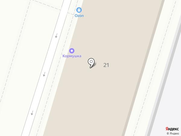 Сладкоежка на карте Ставрополя