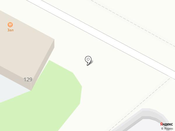 Объединение Орион на карте Ставрополя