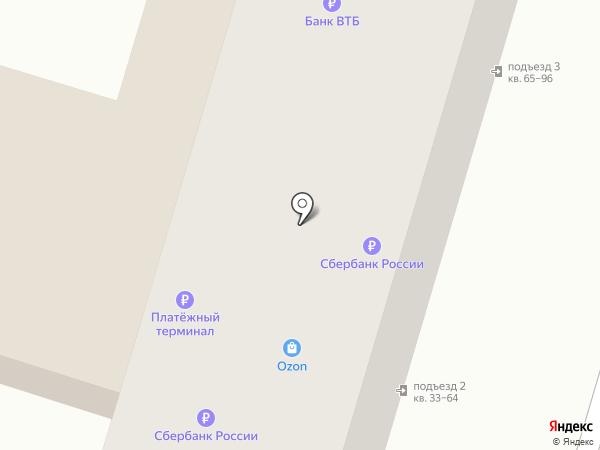 Совет микрорайона на карте Ставрополя