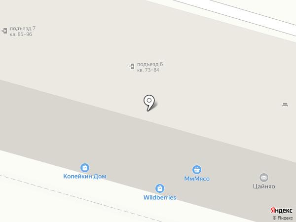 Семейный на карте Ставрополя
