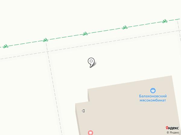 Стоматологическая поликлиника №3 на карте Ставрополя