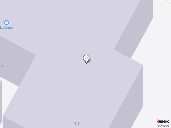 Детский сад №78 на карте Ставрополя