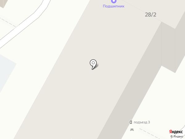Семейный врач-офтальмолог на карте Ставрополя