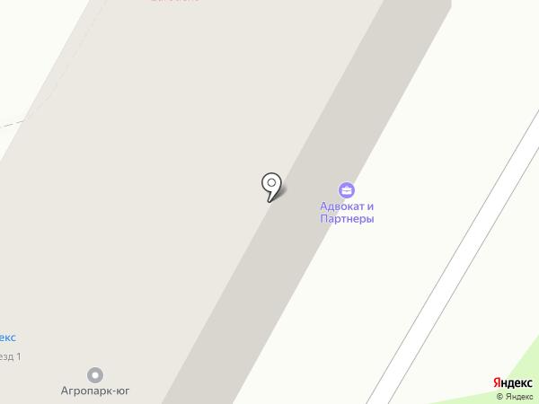 У Лауры на карте Ставрополя