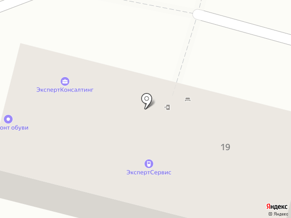 Эксперт Сервис на карте Ставрополя