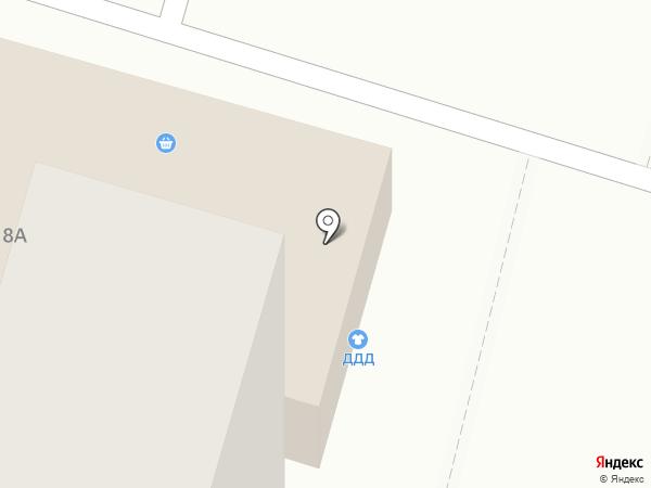 ДДД на карте Ставрополя
