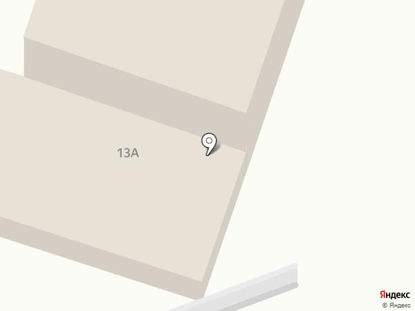 Юниор на карте Ставрополя