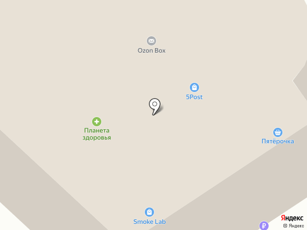 TUTO на карте Ставрополя