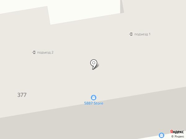 Лювиан на карте Ставрополя